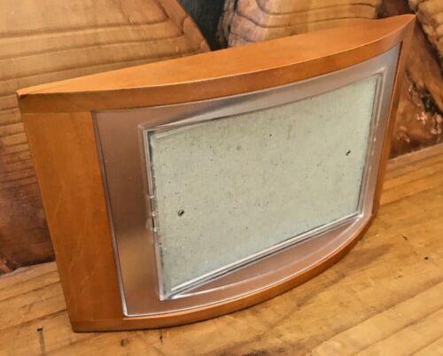 Vtg Eldon Carved Beechwood Frame 10 X 6 1 5 Curve Glass Trim 4 X 6 Picture Frames Ebay Link