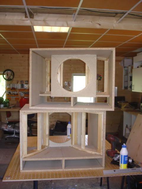 Altec 816 Altec Subwoofer Box Design Speaker Box Design