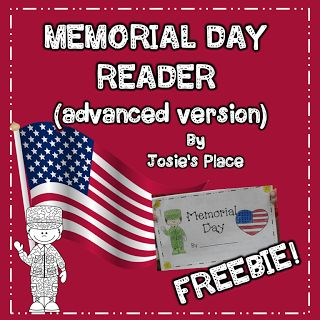 memorial day lesson plans for 3rd grade