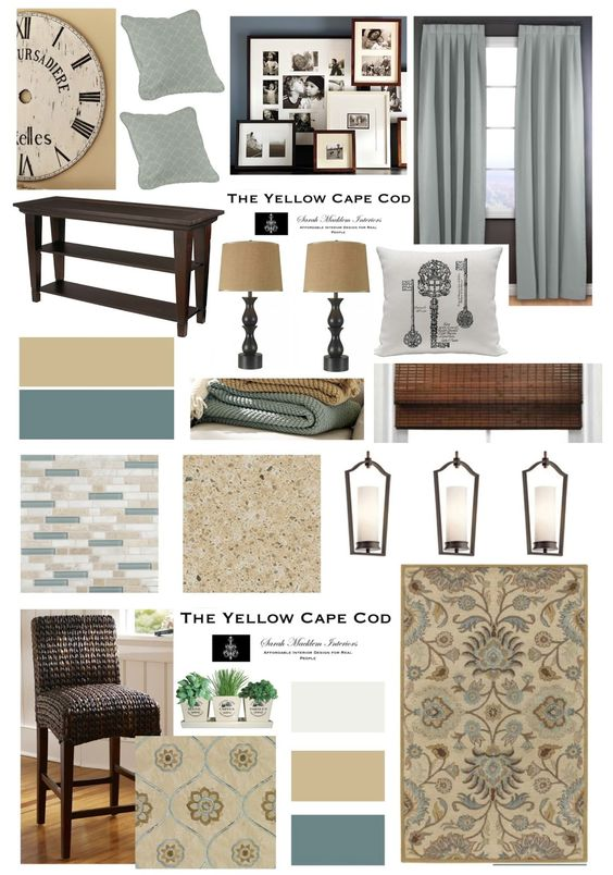 Pinterest the world s catalog of ideas for Traditional kitchen color schemes
