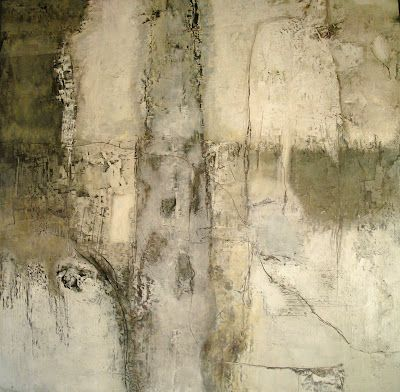 The encaustic goodness of Jeane Myers  :): Encaustic Paintings, Abstracted Landscape, Abstract Art, Collage Encaustic, Abstract Ecru, Art Pure Abstract, Art Abstract, Encaustics Paintings, Encaustic Painting Sculpture