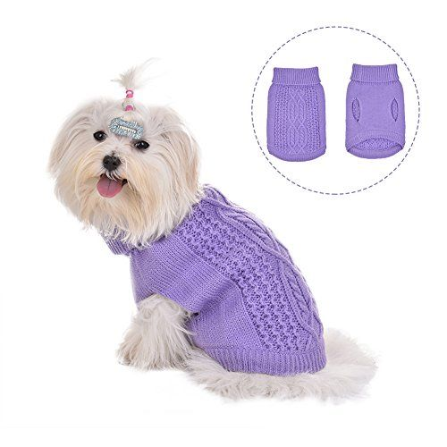 Cute Pet Dog Warm Sweater Dog Puppy Twist Striped Sweater For More Information Visit Image Link It Is Amazon Affil Pet Sweater Dog Harness Warm Sweaters