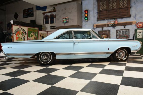 1964 Mercury Park Lane Coupe For Sale 1727358 Hemmings Motor News Mercury Cars Park Lane Mercury Marauder