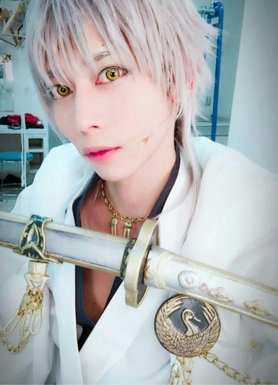 From Someya-san's blog ~ Touken Ranbu Stay Play ~