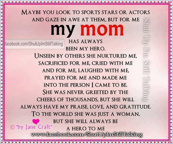 my mother is my hero I am mom i am grandma, that is me i am all of these things find this pin and more on my mom, my hero by brittany luster she is a woman 'a mother, daughter, wife or sisteretc beautiful quote .