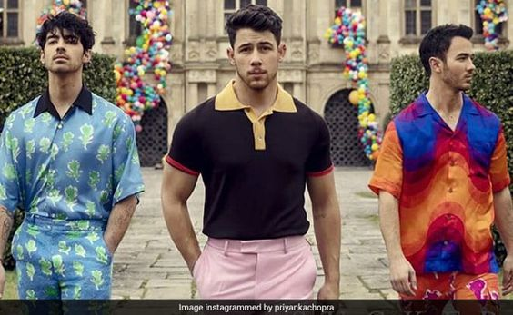 Jonas Brothers back with new single