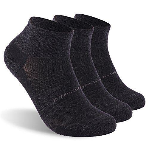 Men Compression Quick Dry Sports Socks Anti-Blister Hiking Outdoor Running Socks