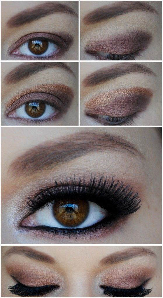 Bronze Makeup, Eyeshadow Looks And Wedding Makeup On Pinterest