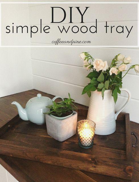 Diy Autumn Wreath Wood Diy Diy Tray Wood Tray