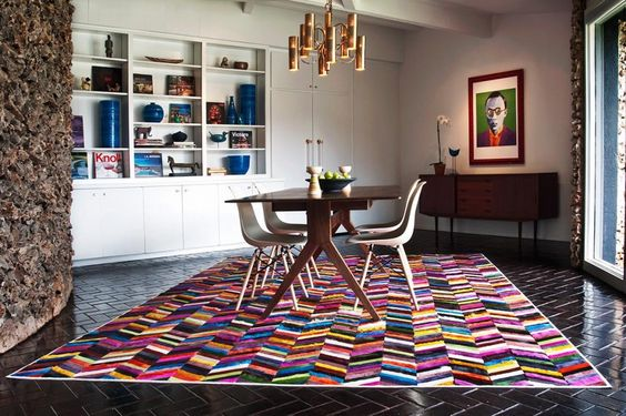 Hip Hide Rugs | The English Room