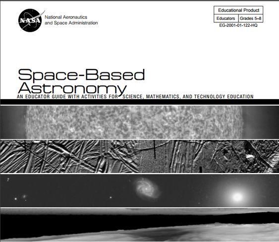 Resultado de imagen de Space Based Astronomy Educator Guide