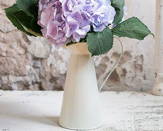 French Provencal Pitcher Vase