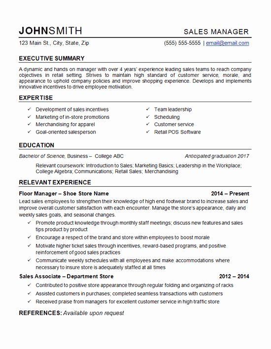 Retail Store Manager Resume Beautiful Retail Manager Resume Example Department Store Resume Examples Manager Resume Retail Manager