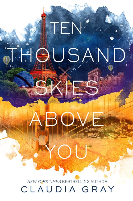 Ten Thousand Skies Above You, by Claudia Gray (released Nov 3, 2015). Book two of the Firebird series. Ever since she used the Firebird to cross through to alternate dimensions, Marguerite has caught the attention of enemies who will do anything to force her into helping them dominate the multiverse. She resists until her boyfriend, Paul, is attacked, and his consciousness is scattered across multiple dimensions…