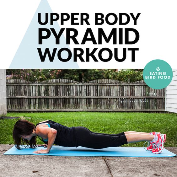 27 Best Images About Pyramid Workouts On Pinterest: Pyramid Workout, Upper Body And Bird Food On Pinterest