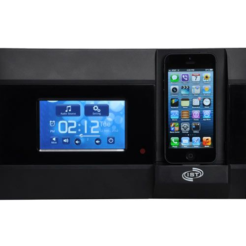 The Intrasonic I2000m Is The Industry S Most Flexible Music Intercom System The I2000 Offers Music Distribution Bluetooth Stereo System Music System Stereo