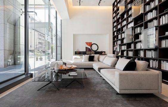 家具 ブランド メーカー インテリア イタリア モダン ポリフォーム アクタス