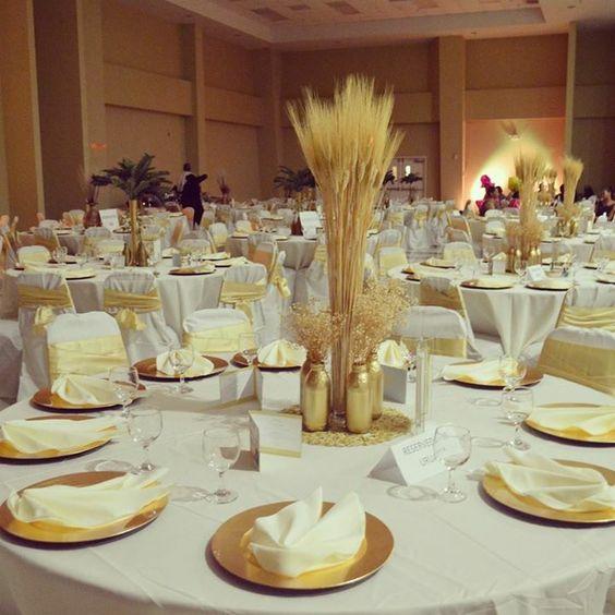 Wedding Decoration Ideas Usa : Authentic traditional wedding royal gold decorations