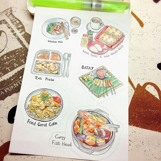 #sgfood