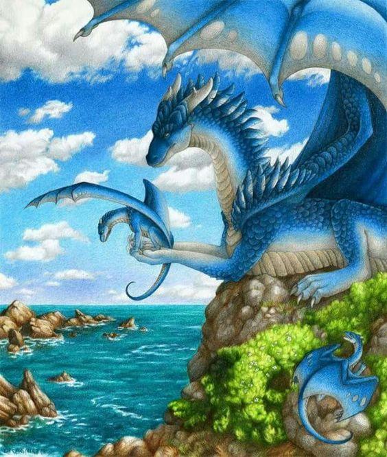 Artist>>> http://dragarta.deviantart.com/art/First-flight-326647331