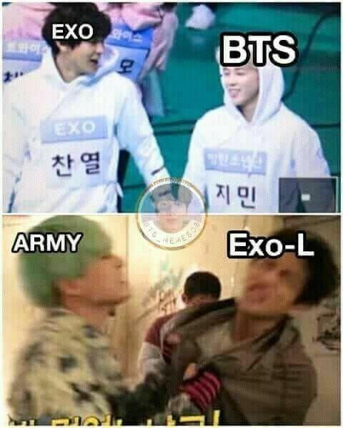 Can T We Just End Fanwars Ungkapan Lucu Meme Lucu Meme Kpop