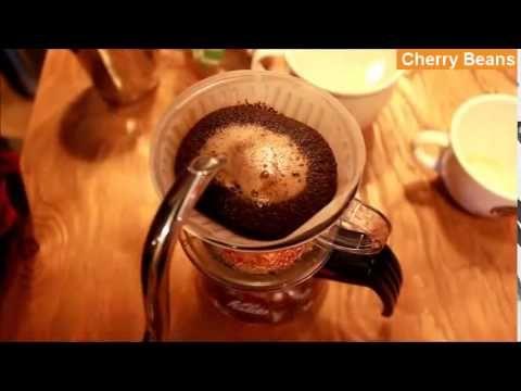 체리빈스 칼리타 기초 핸드드립 방법 Youtube 음식 커피 바리스타
