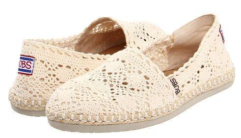 bobs shoes | BOBS Shoes | BOBS Crochet Flats | TOMS Crochet Slip Ons « SHEfinds