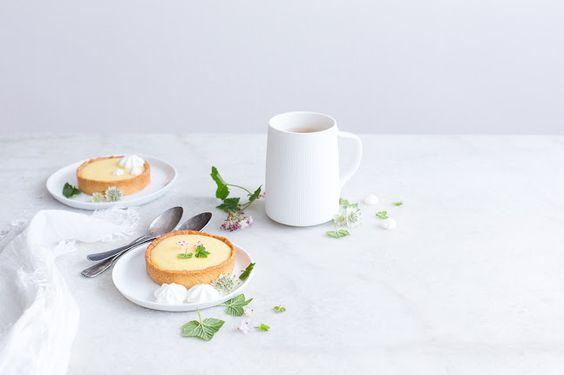 Tarte au citron by Carnets Parisiens