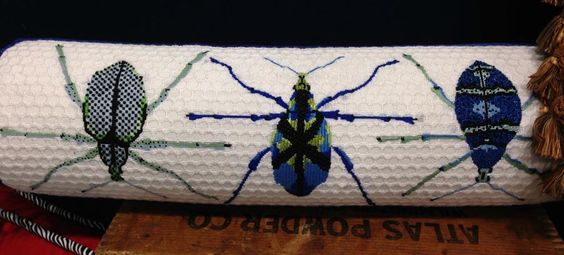 beetle stumpwork - Google Search