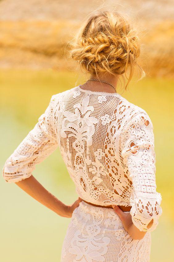 How Do You Spell Crochet : Boho, Crochet and Hair on Pinterest