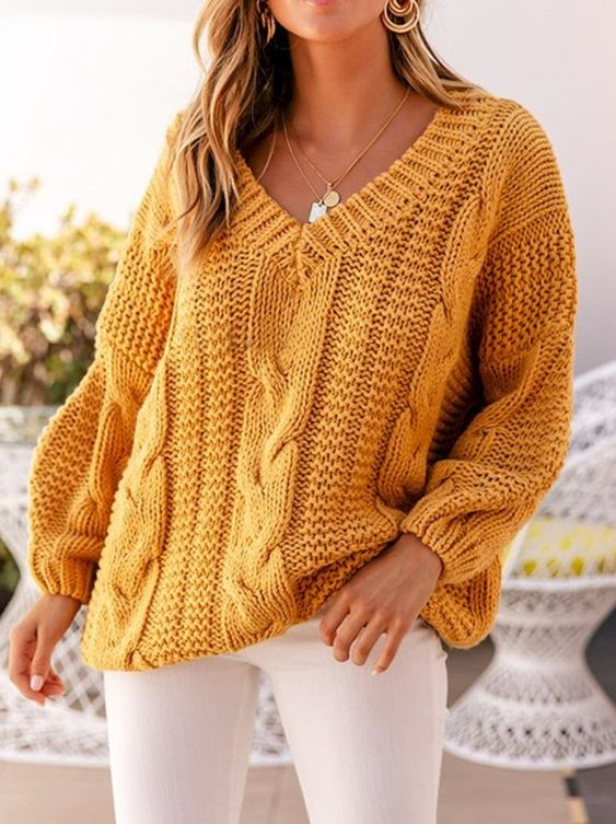 26 Sweaters Cardigans To Inspire
