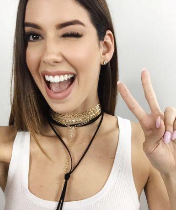 Aprenda com Camila Coutinho a fazer o colar da vez: o choker. O tutorial é simples e fácil, e o melhor: baratinho.