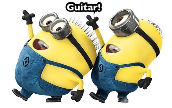 explore minions blog minions spin and more guitar