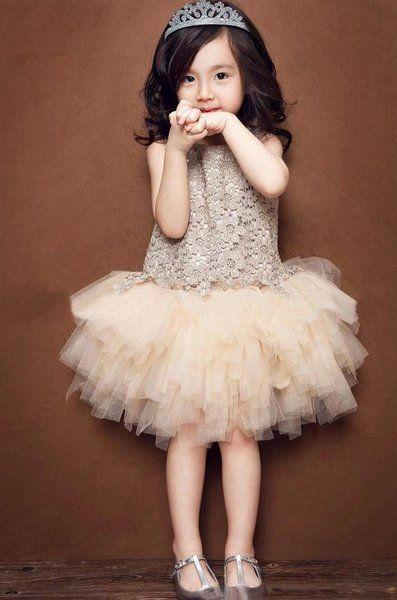 Ivory Dress for Girls 3T,4T,5T,6T Toddler Wedding Dress | Rudelyn's Sari Sari Store