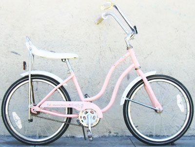 banana seat bike....totally getting one