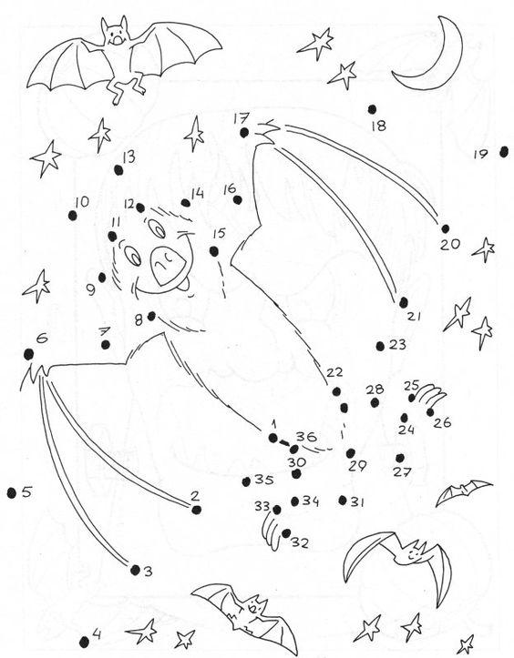 Halloween Dot To Dot Photo Album - Halloween Ideas