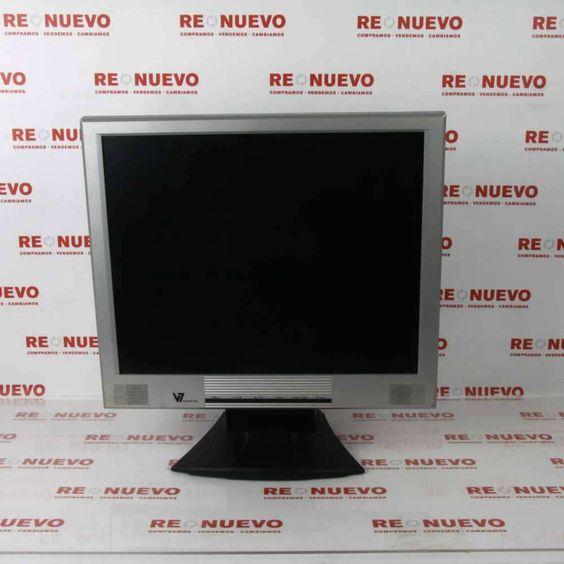 #Monitor #17'' #VIDEOSEVEN de segunda mano E275364 | Tienda online de segunda mano en Barcelona Re-Nuevo #segundamano