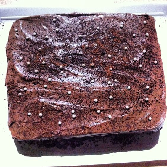Tarta chocolate y Baelys!!!!