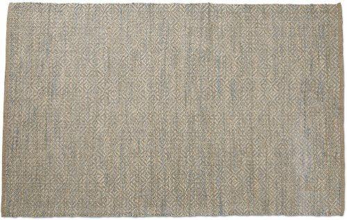 Devgiri Woven Wool Picado Area Rug Tan 60 X 90 Inch