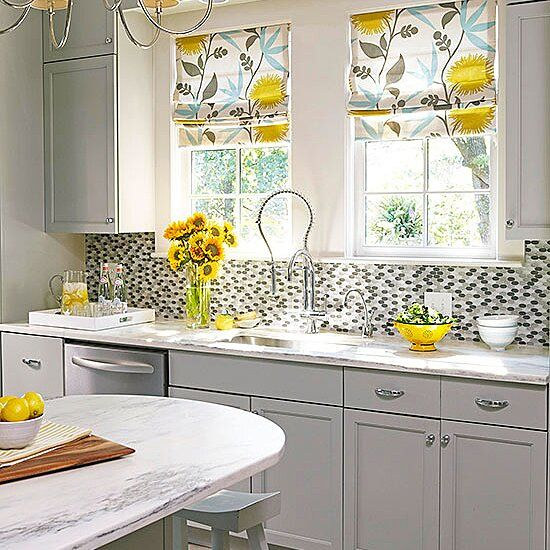 The Ultimate Guide To Window Treatments Yellow Kitchen Decor Yellow Kitchen Designs Yellow Kitchen Accents