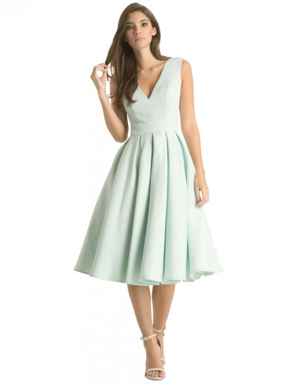 Chi Chi London - Vogue Dress - $100.63 (Note, this is in UK sizes.)