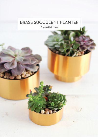 10 May DIYs | Beautiful, Planters and Inspiration