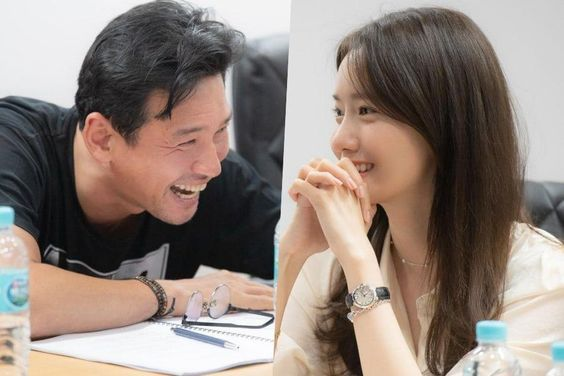 Hwang Jung Min, Girls' Generation's YoonA, And More Gather For 1st Script Reading Of Upcoming JTBC Office Drama