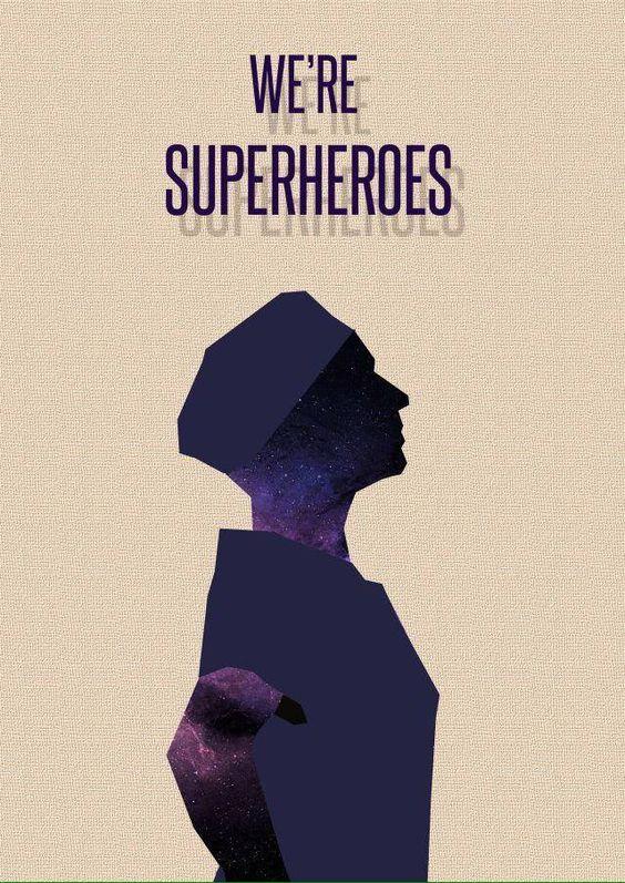 Amelia Shepherd _ We're Superheroes_Grey's Anatomy