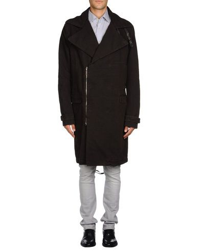 costume nacional homme coat