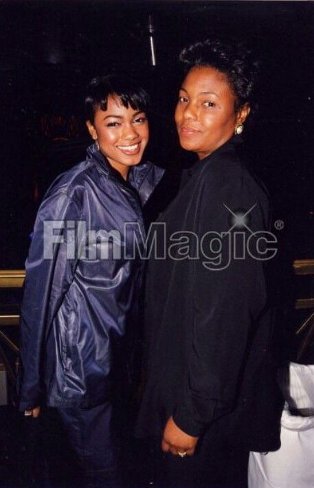 Tatyana Ali And Her Mom Mother And Child Pinterest