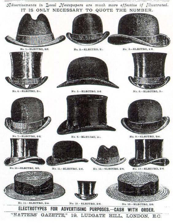 1920S Men | 1920s Hats Men - informed is forearmed