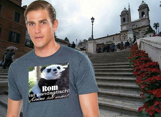 ROM ist pandastisch! - Komme bald wieder!