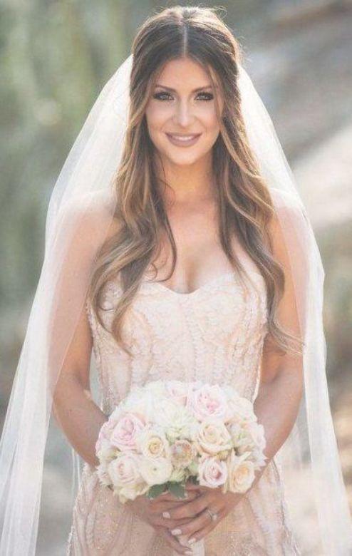 Wedding Hairstyles With Headband Hair Down Curls 28 Ideas