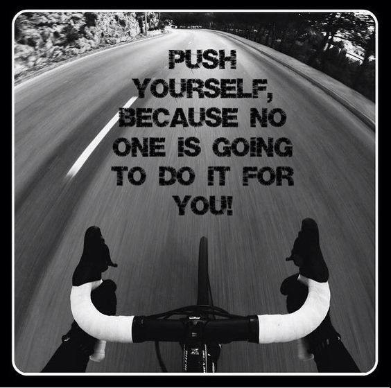 Push yourself! For more great pics, follow www.bikeengines.com